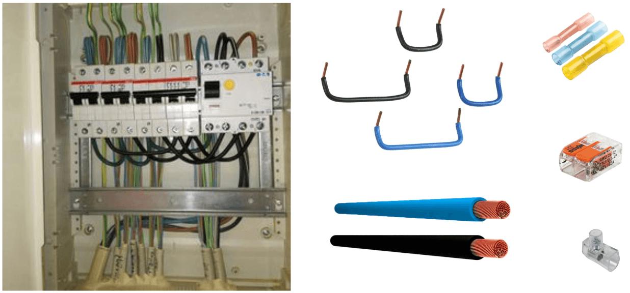 kabler og ledninger